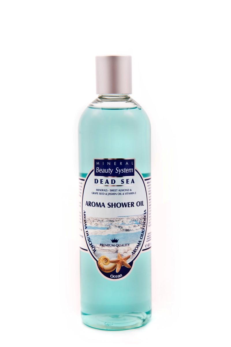 Арома душ олио с минерали и соли от Мъртво море - Океан
