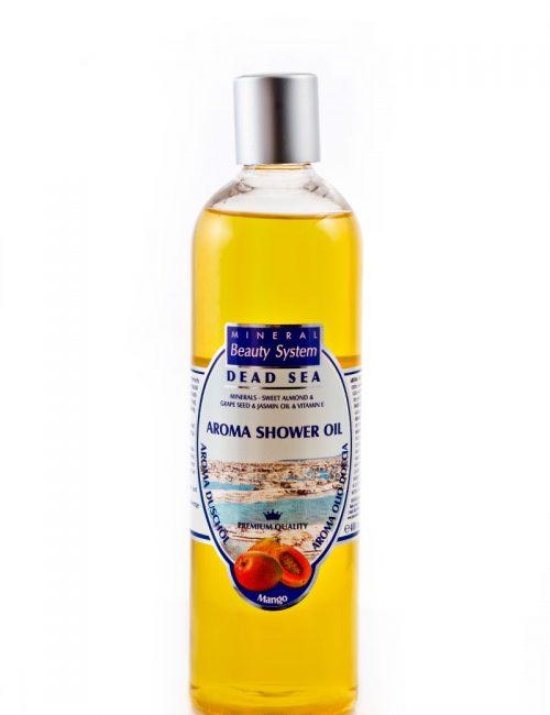 Арома душ олио с минерали и соли от Мъртво море - Манго