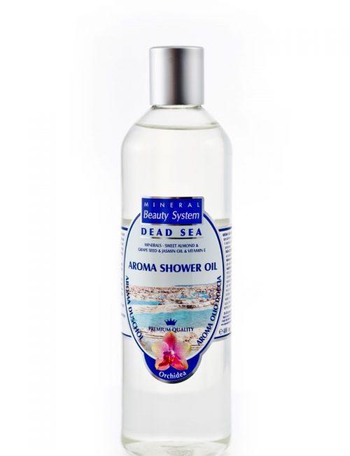 Арома душ олио с минерали и соли от Мъртво море - Орхидея