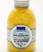 Ароматни соли за баня - Лимонова трева